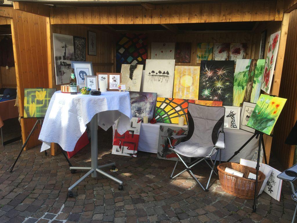 Künstlermarkt Möckmühl